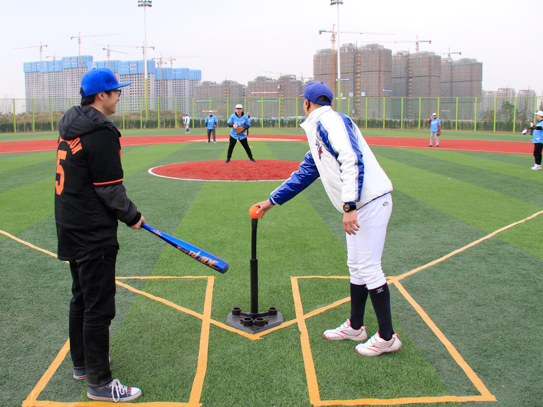 """青春啊!平湖市第二届""""校园杯""""青少年棒球锦标赛开赛"""